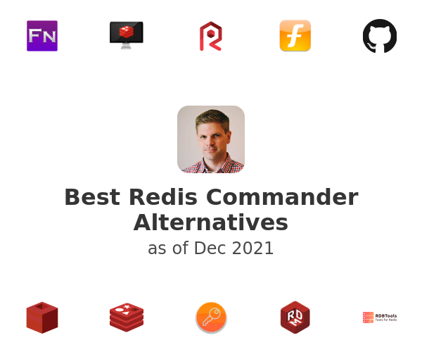 Best Redis Commander Alternatives