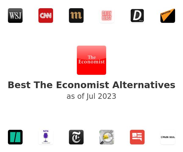 Best The Economist Alternatives