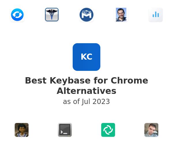 Best Keybase for Chrome Alternatives