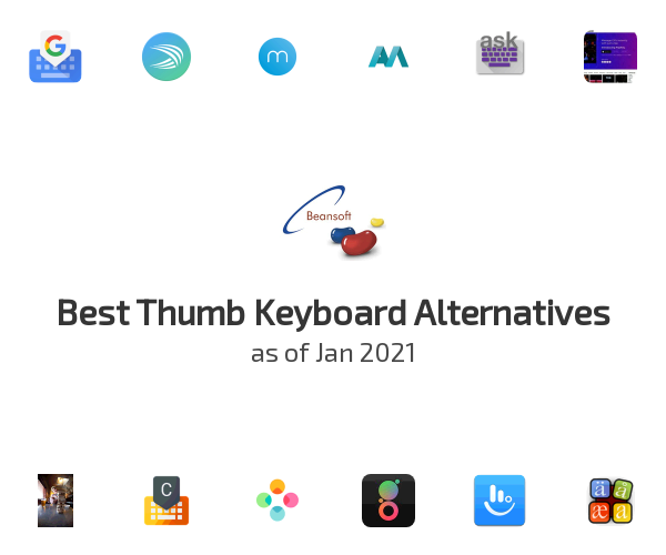 Best Thumb Keyboard Alternatives