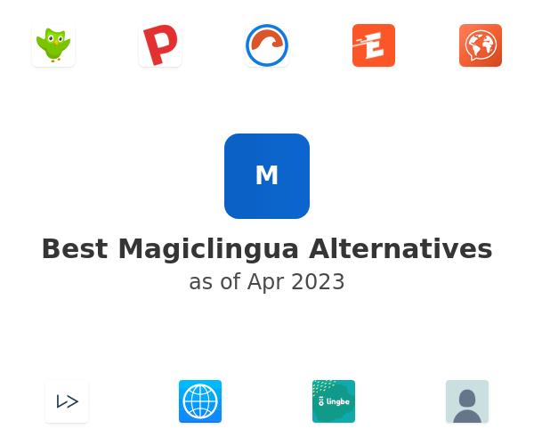 Best Magiclingua Alternatives