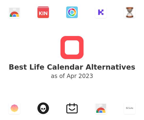 Best Life Calendar Alternatives