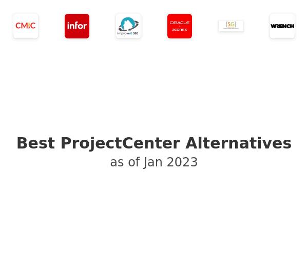 Best ProjectCenter Alternatives