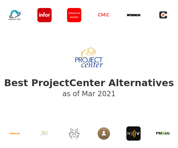 Best ProjectCenter Alternatives