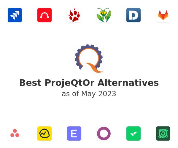 Best ProjeQtOr Alternatives