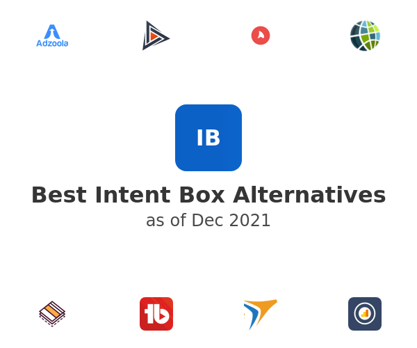 Best Intent Box Alternatives