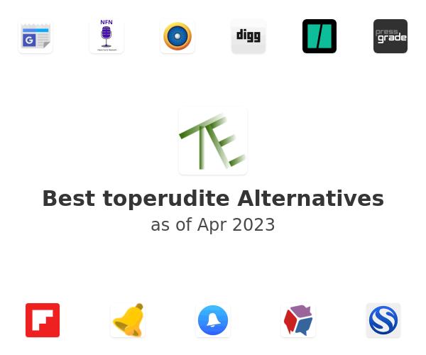 Best toperudite Alternatives