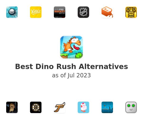 Best Dino Rush Alternatives