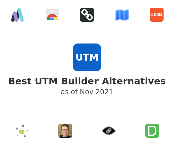 Best UTM Builder Alternatives