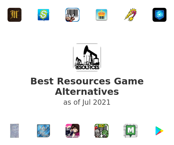 Best Resources Game Alternatives