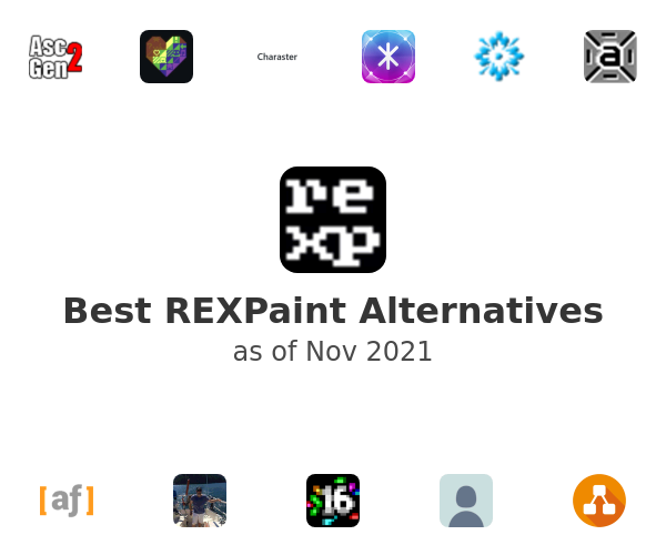 Best REXPaint Alternatives