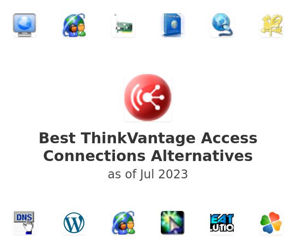 Best ThinkVantage Access Connections Alternatives