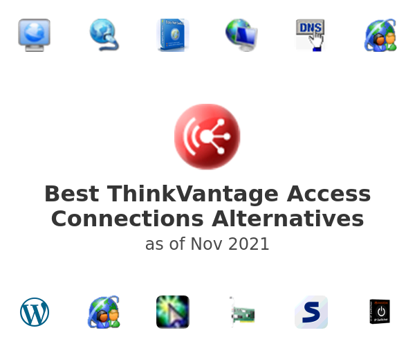 Best ThinkVantage Access Connections Alternatives