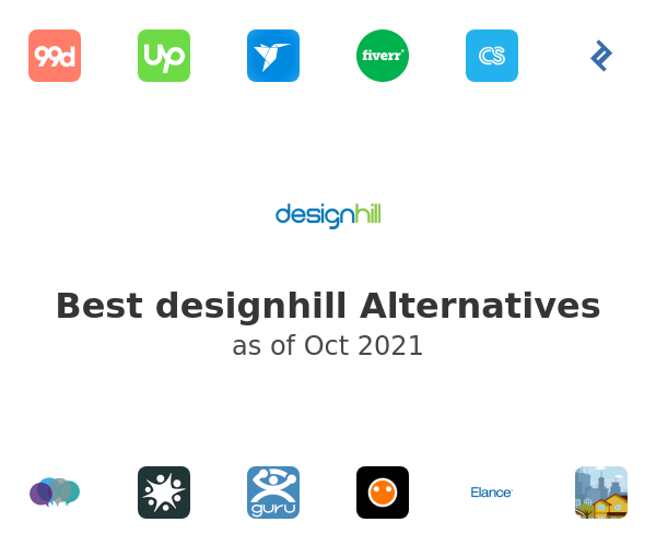 Best designhill Alternatives