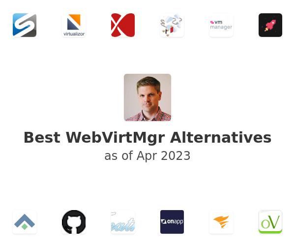 Best WebVirtMgr Alternatives