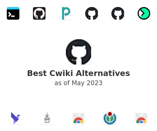Best Cwiki Alternatives