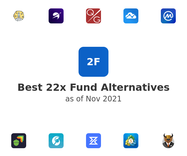 Best 22x Fund Alternatives