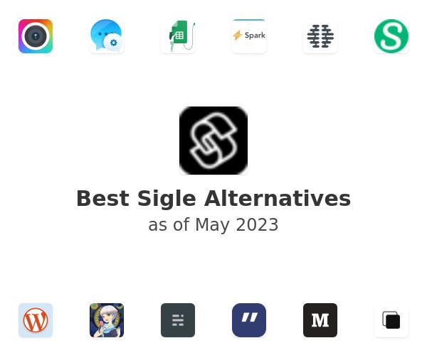 Best Sigle Alternatives
