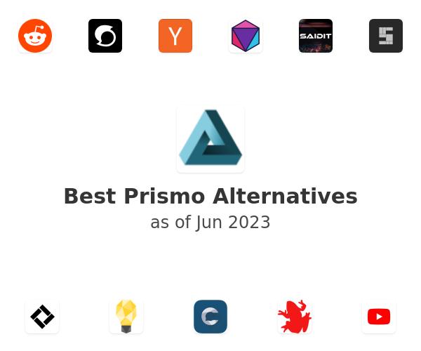 Best Prismo Alternatives