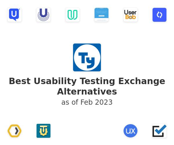 Best Usability Testing Exchange Alternatives