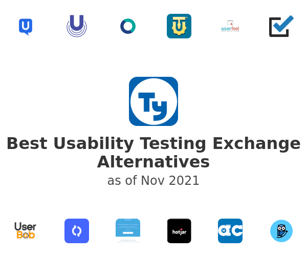 Best Usability Testing Exchange Alternatives