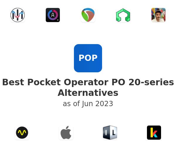 Best Pocket Operator PO 20-series Alternatives