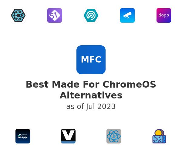 Best Made For ChromeOS Alternatives