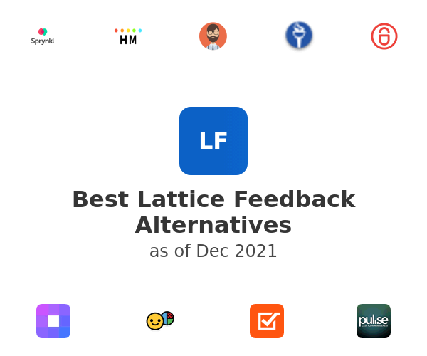 Best Lattice Feedback Alternatives