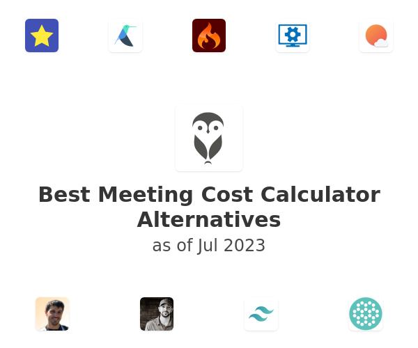 Best Meeting Cost Calculator Alternatives
