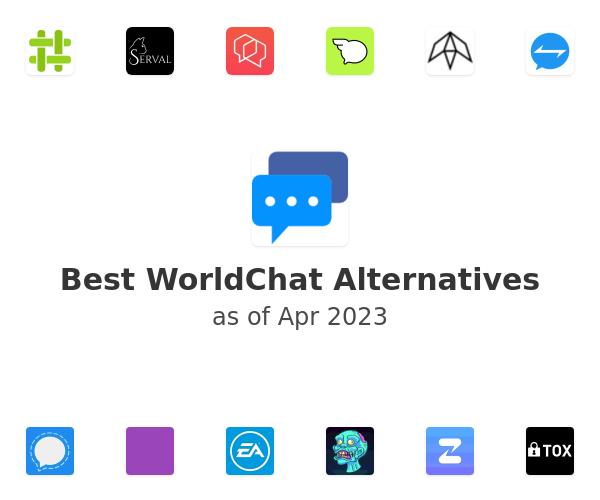 Best WorldChat Alternatives