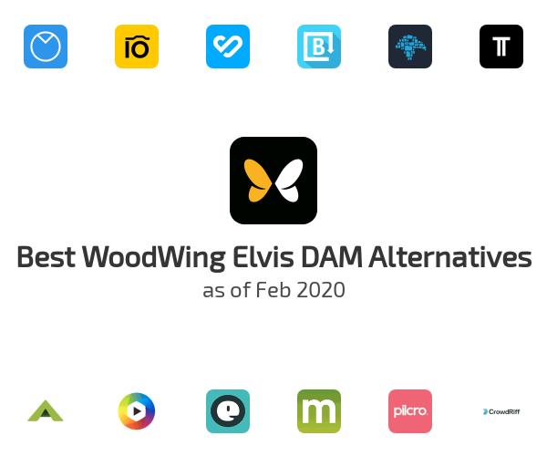 Best WoodWing Elvis DAM Alternatives