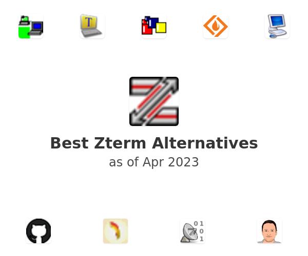 Best Zterm Alternatives