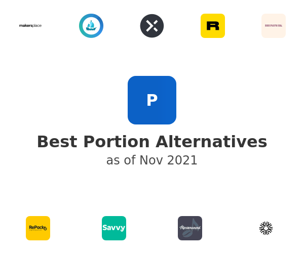 Best Portion Alternatives