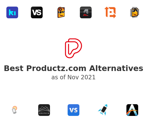 Best Productz.com Alternatives