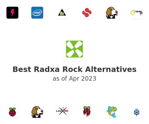 Best Radxa Rock Alternatives