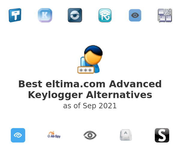 Best eltima.com Advanced Keylogger Alternatives