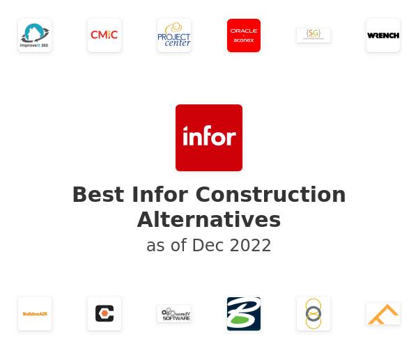 Best Infor Construction Alternatives