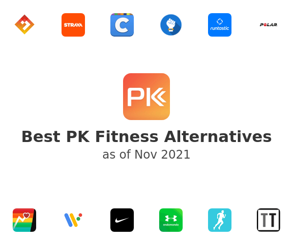 Best PK Fitness Alternatives