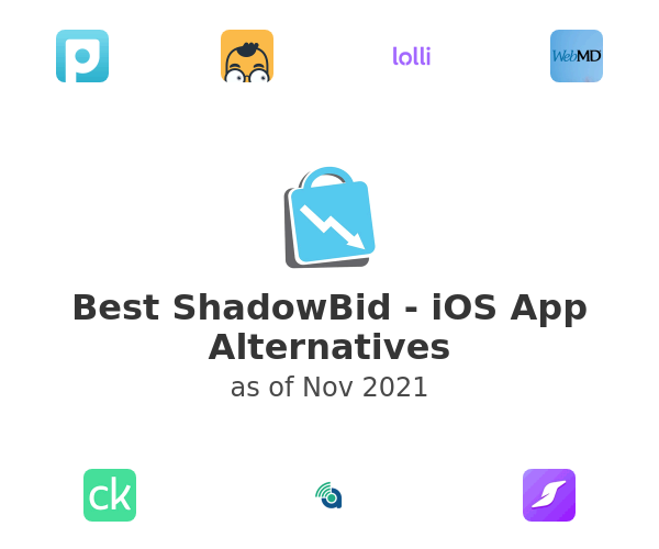 Best ShadowBid - iOS App Alternatives