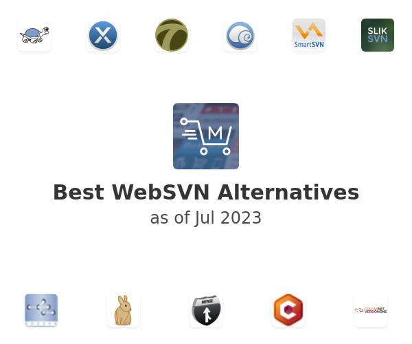 Best WebSVN Alternatives