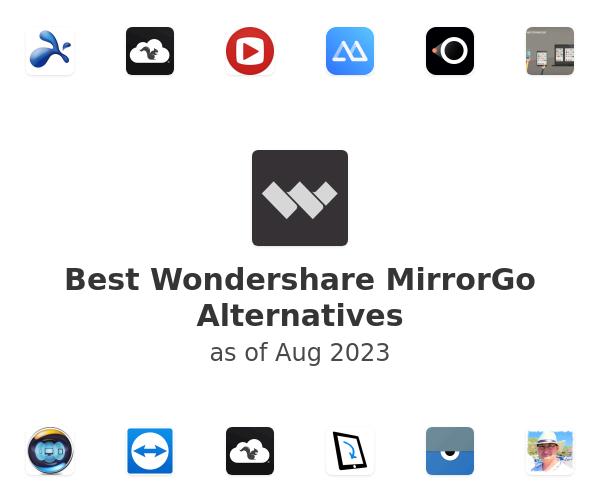 Best Wondershare MirrorGo Alternatives