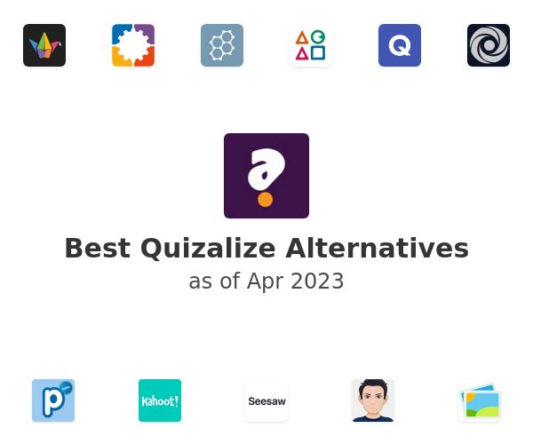 Best Quizalize Alternatives