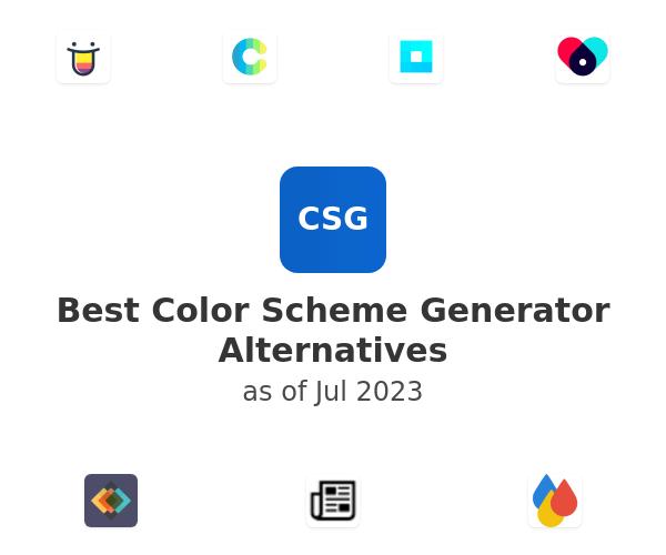 Best Color Scheme Generator Alternatives
