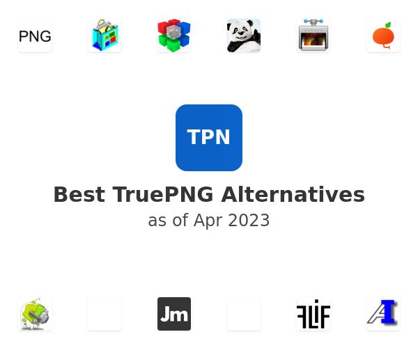 Best TruePNG Alternatives