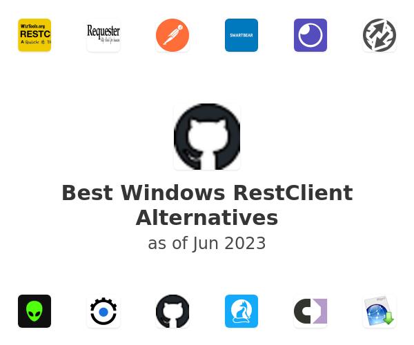 Best Windows RestClient Alternatives