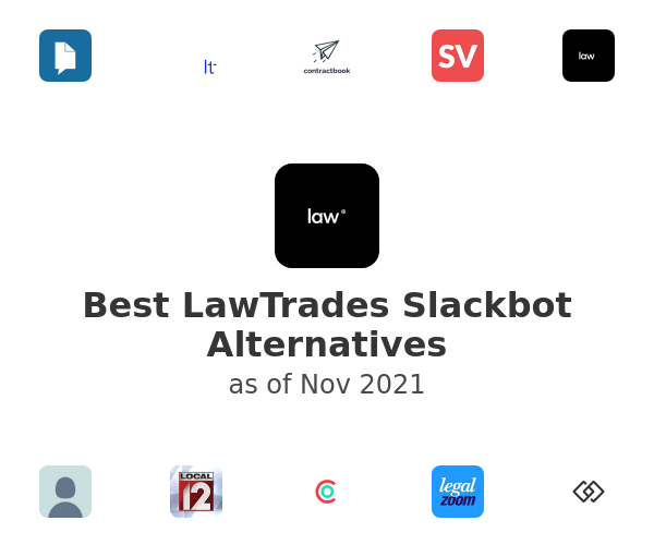Best LawTrades Slackbot Alternatives