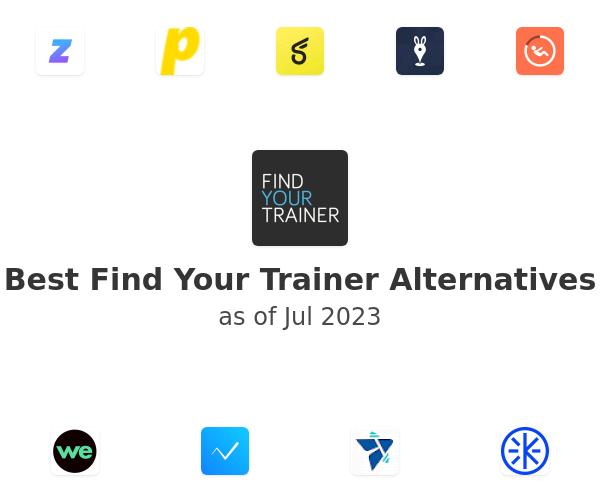 Best Find Your Trainer Alternatives