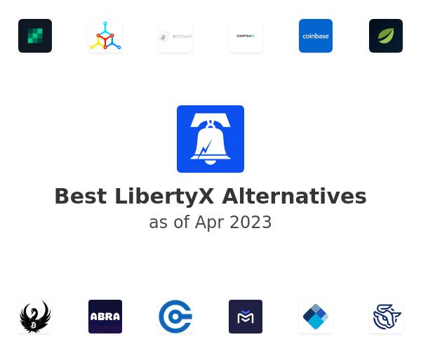 Best LibertyX Alternatives