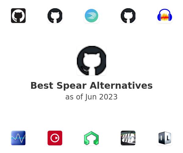 Best Spear Alternatives