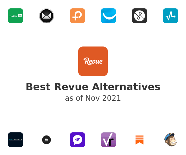 Best Revue Alternatives